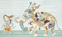 Ancient Hindu Wunderkammers: The Art of the Composite Beast - Boing Boing