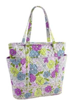 Go Round Tote   Vera Bradley.  Who wants to buy this for me for back to school?