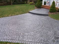 Split-Rok Construction | The Artistic Solution to Distinctive Stamped Concrete