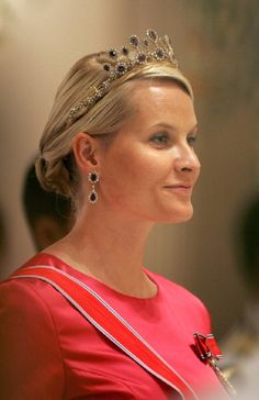 Crown Princess Mette-Marit of Norway in 2006's