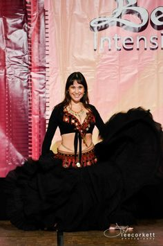 Turkish Romany belly dance choreo, loved it!!