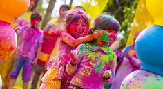"""Kolkata: Holi is a Hindu spring festival in India and Nepal, also known as the """"festival of colours"""" or the """"festival of love"""". The festival signifies the victory of good over evil, the arrival of spring, end of winter, and for many a festive day to meet others, play and..."""