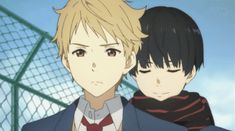 Kyoukai no Kanata. I'm going to start doing this to people to see how they respond.