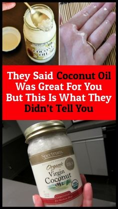 They said cocoa oil was good for you but that's not what you were told. Coconut Oil Uses, Coconut Cream, Coconut Flour, Coconut Water, Cocoa Oil, Guzzi V7, Garlic Oil, Chewing Gum, How To Increase Energy