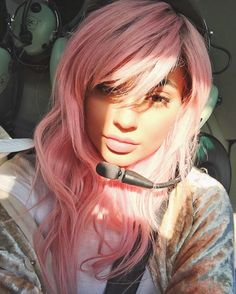 Kylie Jenner's Hair Colors: See Every Shade She Has Worn - blush pink