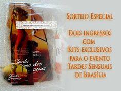 SEMPRE ROMÂNTICA!!: [Resultado] Sorteio Ingressos + kits exclusivos pa...