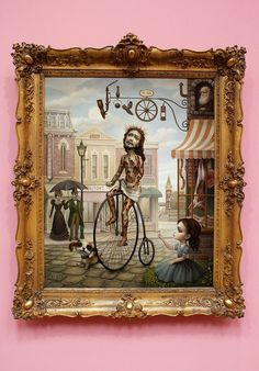 Mark Ryden - Illustration - PopSurrealism - Main Street U.S.A 2011