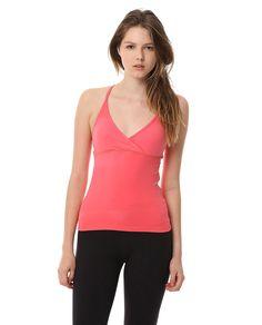 AUMNIE :: DESTINY TANK WATERMELON #yoga #pilates #yogatank #yogatop #yogawear #fittnesswear #sportswear
