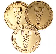 Customize Medallions for Your Drug Court to give to participants and graduates
