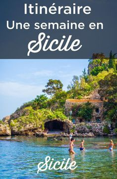 One week in Sicily: Sicily travel itinerary days Sicily Travel, Italy Travel Tips, Budget Travel, Travel Europe, Cool Places To Visit, Places To Travel, Places To Go, Reisen In Europa, Voyage Europe