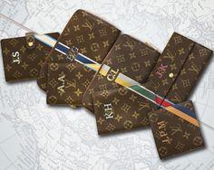 Louis Vuitton Mon Monogram for small leather goods #luxury #lv #Monogram  @Louis Vuitton