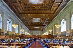 New York Public Library New York City