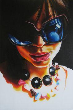 "Saatchi Art Artist steve smith; Painting, ""it's like that"" #art"