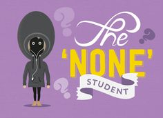 The Non Student  by @rosey_lee