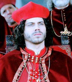 Cardinal Cesare Borgia....*sigh*