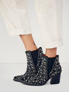 Jeffrey Campbell + Free People After Dark Boot at Free People Clothing Boutique
