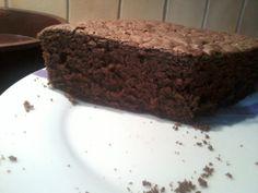 LE gâteau au chocolat inratable