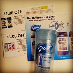#Review of #SecretDeodorant Outlast® Completely Clean Clear Gel - @secretdeodorant @bzzagent #bzzagent #BBlogger #deodorant #antiperspirant #Blogger #GotItFree #Influencer #Sponsored