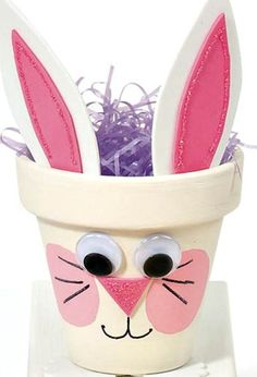 Easter is right around the corner and what better way to celebrate than to make bunny crafts. Here is a list of 60 DIY projects you can try with your kids. activities for adults ideas 60 DIY Bunny Crafts You Can Make for Easter Easter Crafts For Adults, Bunny Crafts, Adult Crafts, Easter Crafts For Kids, Easter Ideas, Egg Crafts, Easter Activities, Craft Activities, Easter Art