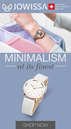 Minimalist watches for women make the best gifts for women. Find beautiful ladies watches with clean lines and chic, elegant design in our Alto collection. Swiss Made by Jowissa. Ladies Watches, Fine Watches, Great Gifts For Women, Swiss Made Watches, Mesh Band, Beautiful Ladies, Clean Lines, Michael Kors Watch, Bracelet Watch