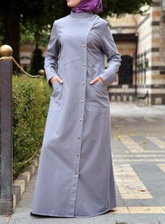 Nusra Jilbab from Shukr...beautiful....comes in a military olive green too!