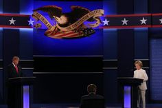 Final Debate Review: 'You're The Puppet!'  damon-debatevegas-93-superJumbo