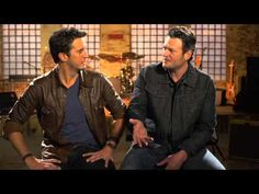 this is adorable and HILARIOUS!!!! i love these two! i love how Blake is always hatin on Luke! :D