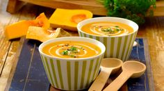 A firm South African favourite and so easy to make yourself! Vegetarian Recipes Dinner, Soup Recipes, Dinner Recipes, Recipies, South African Recipes, Ethnic Recipes, Butternut Soup, My Cookbook, Fabulous Foods