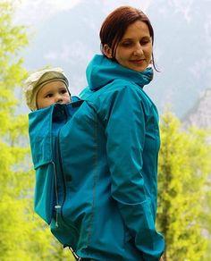 Větrovky těhotenské a nosící - Adelay Rain Jacket, Windbreaker, Jackets, Fashion, Down Jackets, Moda, La Mode, Fasion, Raincoat