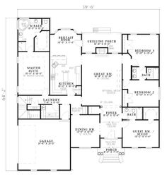 Dogwood Lane House Plan