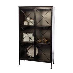 Riverdale Pure Vitrinekast Cosy Home, China Cabinet, Bookcase, New Homes, Shelves, Storage, Furniture, Home Decor, Products