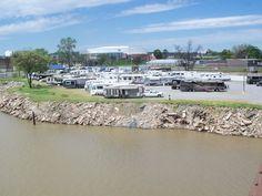 Downtown Riverside RV Park North Littlerock AR