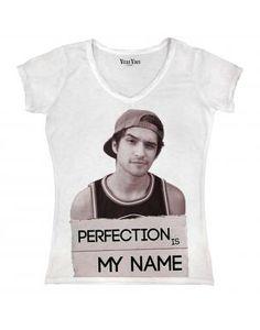Tyler Posey >> Disponible en T-Shirt uniquement