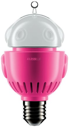 Alessi really do continually bring amazing products and designs to the high street, and this bulb is so cute! :)