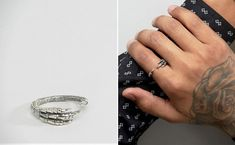 70 Cool Rings For Men That Are Incredibly Unique Discover an impressive selection of cool rings for men that are unique & creative, We have compiled the ultimate list of cool rings for guys! Check it Out! Cool Rings For Men, Guys, Cool Stuff, Creative, Unique, Check, Accessories, Jewelry, Cool Mens Rings