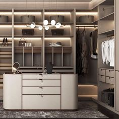 Wardrobe Design Bedroom, Closet Bedroom, Wardrobe Doors, Wardrobe Closet, Luxury Interior Design, Modern Interior, Dressing Room Design, Luxury Closet, Luxury Apartments