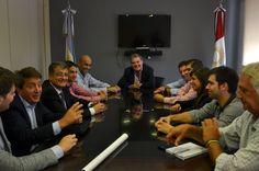 Financiamiento provincial para proyectos hídricos en el departamento Tercero Arriba
