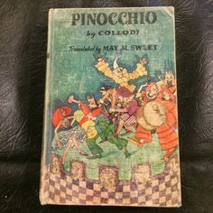 Here is your chance to live the true story of Pinocchio as told by Collodi and translated by May M. Sweet. Yes, Disney may have made him famous, but they have only told a fraction of his tale. This book shows a copyright date of 1927 and no other dates.