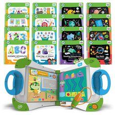 Amazon.com: LeapFrog LeapStart Interactive Learning System for Preschool & Pre-Kindergarten: Toys & Games