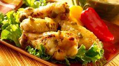 Alitas De Pollo Con Salsa Cremosa De Pina Y Jalapeno   Vive Mejor