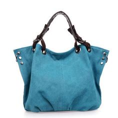 Casual Canvas Tote Bags For Women - Sky   AuhaShop canvas tote bags street style ideas outfit blank plain  fashion totebag canvases cool beautiful chic  gift simple accessories outlets awesome website products online shopping shops store womens fashion Australia united states canada uk