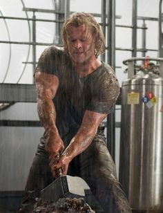 Thor...Chris Hemsworth