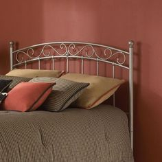 Brand New Fashion Bed Group Ellsworth Headboard in New Brown Finish