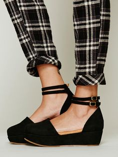 63ca9b991f57 Jeffrey Campbell + Free People Daubs Clog at Free People Clothing Boutique  Shoes Heels Wedges