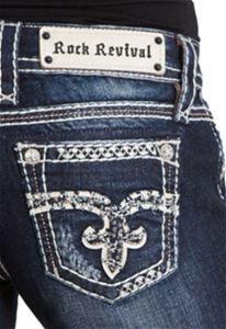 Rock Revival Jeans Edirine Skinny for Women RJ8272S