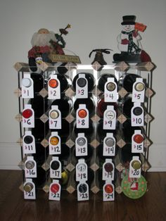 1000 images about adult advent calendar on pinterest for Advent crafts for adults