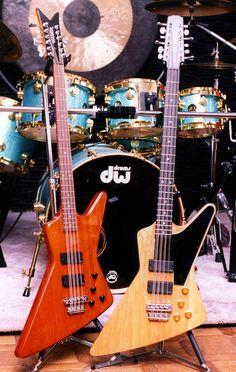 Hamer 12 String Bass guitar Cheap Trick