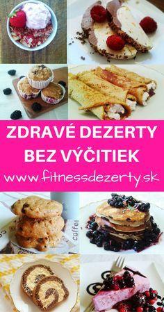 Objavte s nami každý deň nové fitness recepty na zdravé koláčiky, ktoré si môžete dopriať bez výčitiek ;-) French Toast, Muffin, Fitness, Breakfast, Food, Diet, Kuchen, Morning Coffee, Essen