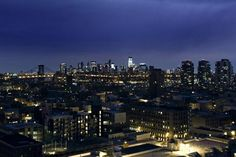 View of Williamsburg, Brooklyn