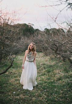 SHOW ME: BOHEMIAN BRIDE INSPIRATION